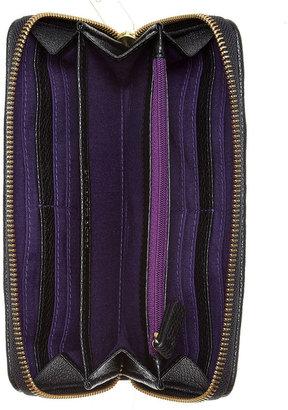 Juicy Couture Handbag, Animal Velour Zip Wallet