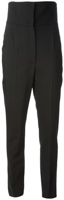 Dolce & Gabbana tapered high waisted trouser