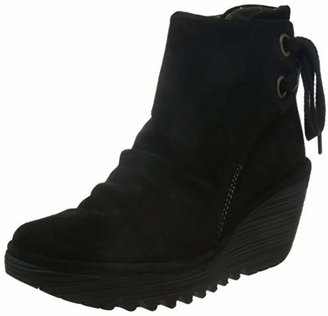 FLY London Women's Yama Ankle Boot $99.19 thestylecure.com