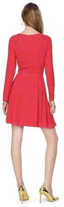 Juicy Couture Jersey Heart Swirl Dress
