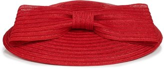 Marie Mercie Red Modulable Hat