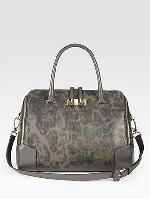 Saks Fifth Avenue Furla Exclusively for Mediterranean Dome Handbag