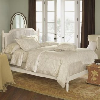 Ballard Designs Low Profile Louis Wood Bed