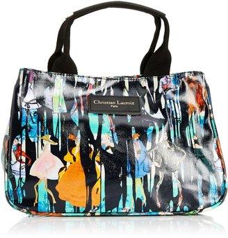 Christian Lacroix Womens Glam 4 Top-Handle Bag MCL602M2S08 Imprime Cache