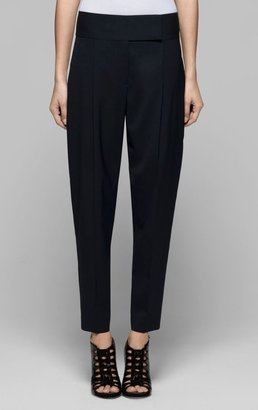 Theory Kina Pant in Caledon Virginwool