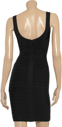 Herve Leger Bandage mini dress