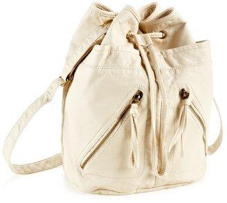 Aeropostale Zipper Bucket Bag