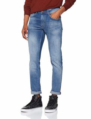 Pepe Jeans Mens Finsbury Jeans Blue (Medium Used) 30W / 30L