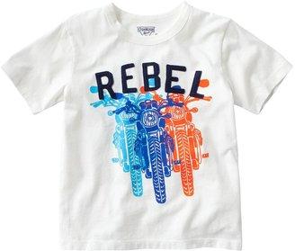 "Osh Kosh rebel"" tee - boys 4-7x"