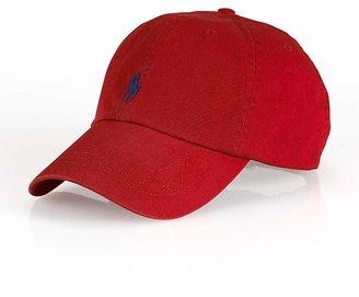 Polo Ralph Lauren Signature Pony Hat $39.50 thestylecure.com