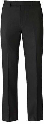 Apt. 9 Men's Slim-Fit Sharkskin Flat-Front Dress Pants