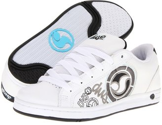 DVS Shoe Company Adora W (White Action Leather) - Footwear