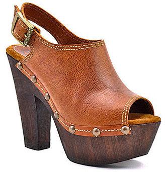 Sbicca Coyote Slingbalck Platform Sandals