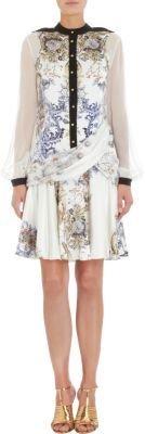Prabal Gurung Baroque Dress