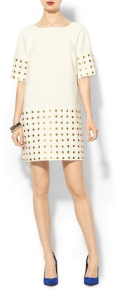 Rachel Zoe Tropez Studded Dress
