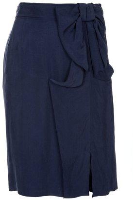 RED Valentino Bow detail skirt