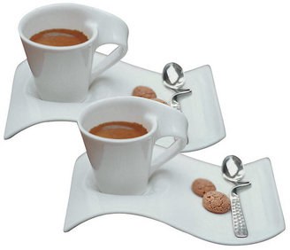 Villeroy & Boch New Wave Café Espresso for Two