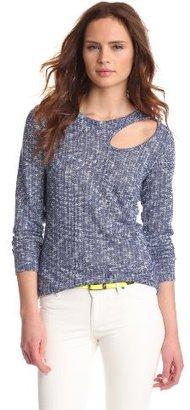 LnA Women's Basin Slash Sweater