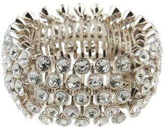 Forever 21 Popping Rhinestone Bracelet