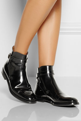Church's Merthyr polished leather ankle boots