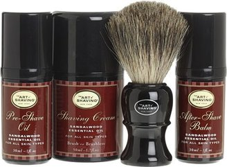 The Art of Shaving Men's Carry On Kit-Colorless