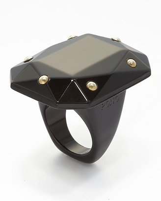 PONO by Joan Goodman Large Ring with Studs