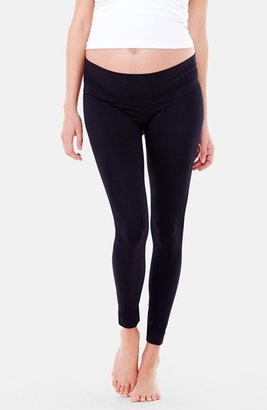 Women's Ingrid & Isabel 'Everyday' Seamless Maternity Leggings $48 thestylecure.com