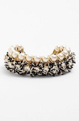 Cara Couture Double Row Bracelet