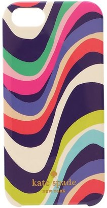 Kate Spade Brighton Wave Phone Case for iPhone 5 and 5s (Multi) - Electronics