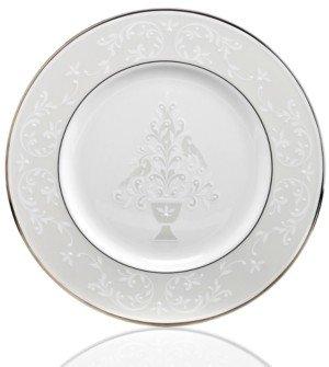 Lenox Opal Innocence Accent Plate