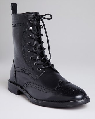 Gordon Rush Syracuse Lace Wing Tip Boots
