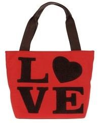 Love Moschino Large fabric bags