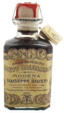 Barefoot Contessa Giuseppe Giusti Balsamic Vinegar, Fourth Centenary Four Gold Medals