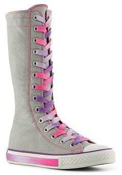 Converse Girls Toddler & Youth Tall Boot Sneaker