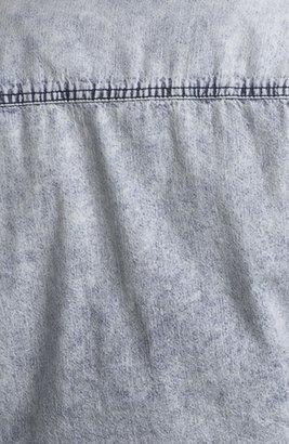 BP Acid Wash Chambray Shirt (Juniors)