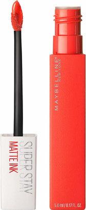 Maybelline SuperStay Matte Ink Lip Color - Heroine