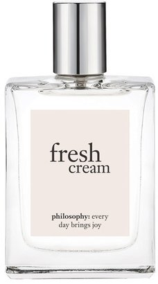 Philosophy 'Fresh Cream' Eau De Toilette $38 thestylecure.com