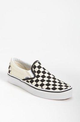 Vans 'Classic' Checkerboard Sneaker (Women)