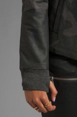 Leon Francis Tank Jacket