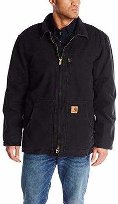 Carhartt Men's Ridge Coat Sherpa Lined Sandstone C61