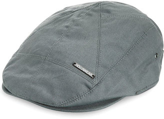 Rocawear Murdered Out Denim Ivy Newsboy Cap