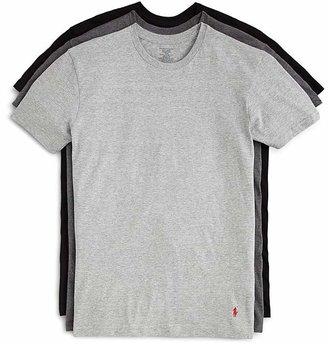 Polo Ralph Lauren 3 Pack Crewneck Tee $39.50 thestylecure.com