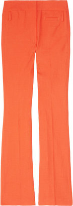 Vanessa Bruno Linen and cotton-blend flared pants