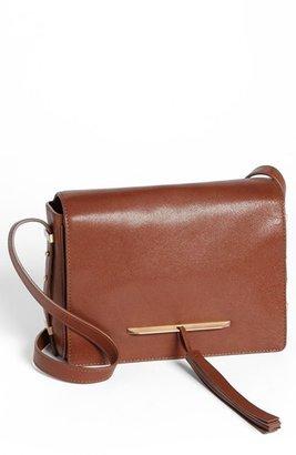 Brian Atwood 'Brigitte' Leather Crossbody Bag