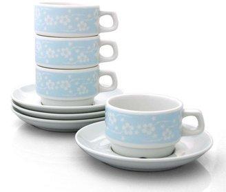 notNeutral Flora Cup & Saucer Set