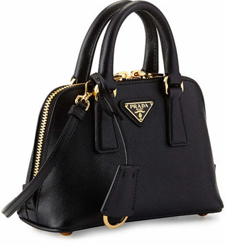 Prada Saffiano Mini Promenade Bag