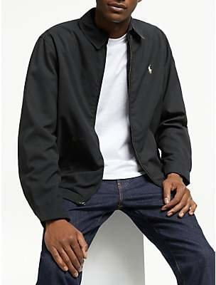 Ralph Lauren Polo Bi-Swing Water-Repellent Windbreaker Jacket