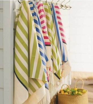 Viva Terra Multicolored Fouta Beach Towels