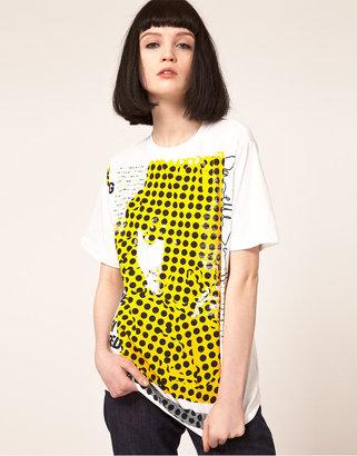Danielle Scutt T-Shirt With Polka Dot