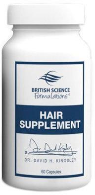 Bliss British science formulations® hair supplement